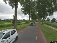 112 melding Ambulance naar Vrije Geer in Amsterdam
