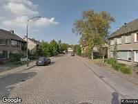 112 melding Ambulance naar Ockenburg in Oosterhout
