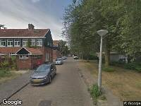 Ambulance naar Monnikendammerplantsoen in Amsterdam