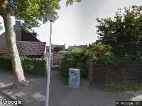 112 melding Brandweer naar Koggewaard in Alkmaar
