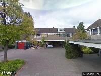 112 melding Ambulance naar Biesland in Zoetermeer