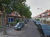 112 melding Ambulance naar Vlierstraat in Katwijk