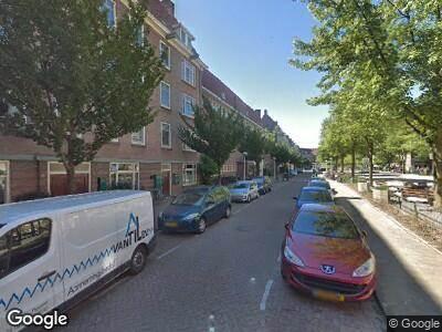 Besteld ambulance vervoer naar Hygiëaplein in Amsterdam