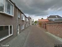 Ambulance naar Korte Bellingstraat in Hulst