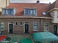 112 melding Ambulance naar Breitnerstraat in Dordrecht