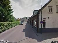 112 melding Ambulance naar Hezelstraat in Erp