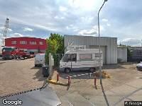 Politie naar Nijverheidslaan in Weesp vanwege letsel