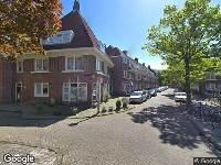 112 melding Ambulance naar Elzenstraat in Amsterdam