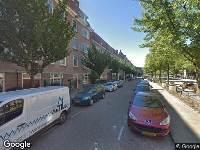 Ambulance naar Hygiëaplein in Amsterdam