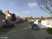 112 melding Ambulance naar Finistèrelaan in Eindhoven