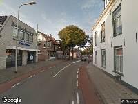 112 melding Politie naar Rijnstraat in Katwijk vanwege ongeval met letsel