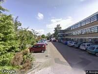 112 melding Ambulance naar Wittebrug in Poeldijk