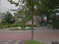 112 melding Brandweer naar Mr. P.J. Troelstraweg in Leeuwarden vanwege brand
