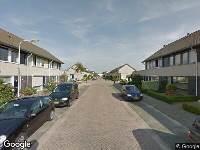 112 melding Ambulance naar Muggenbergstraat in Tilburg