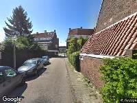 Ambulance naar Ilpendammerstraat in Amsterdam