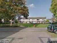 112 melding Ambulance naar Oldenstein in Oosterhout