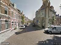 112 melding Ambulance naar Duvenvoordestraat in Haarlem