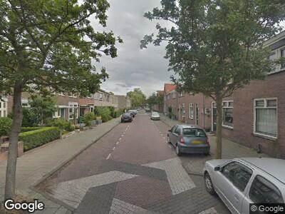 Ambulance naar Sterrebosstraat in Haarlem