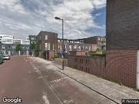 112 melding Ambulance naar Edmund Gunterstraat in Amsterdam