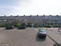 112 melding Ambulance naar Sijmon Blaauwboerstraat in Den Helder