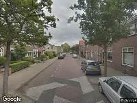 112 melding Ambulance naar Sterrebosstraat in Haarlem vanwege ongeval met letsel