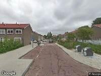 112 melding Ambulance naar Justus Lipsiusstraat in Amsterdam