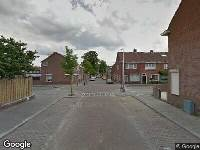 112 melding Ambulance naar Jan van Riebeeckstraat in Tilburg