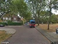 112 melding Ambulance naar Faradaystraat in Haarlem