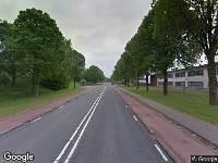 112 melding Ambulance naar Dr. Hub van Doorneweg in Tilburg