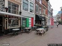 Brandweer naar Voorstraat in Dordrecht vanwege gebouwbrand