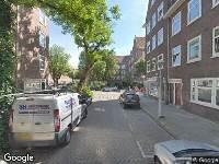 112 melding Ambulance naar Bonairestraat in Amsterdam