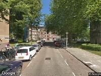 112 melding Politie naar Korte Geuzenstraat in Amsterdam vanwege vechtpartij