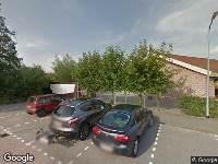 Ambulance naar Hondsgalgweg in Dirksland