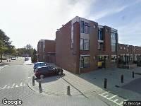 112 melding Ambulance naar Jan Wernard van den Berghpad in Schiedam