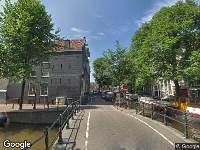 112 melding Brandweer naar Raamgracht in Amsterdam vanwege brand