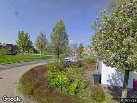 Ambulance naar Voorplecht in Papendrecht