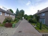 112 melding Ambulance naar Mackaylaan in Eindhoven