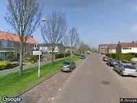 112 melding Ambulance naar Duinroosstraat in Den Helder