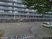 Brandweer naar Meidoornlaan in Weesp vanwege gebouwbrand