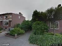 112 melding Ambulance naar Reigerstraat in Katwijk
