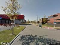 Brandweer naar Aston Martinlaan in Oud-Beijerland vanwege brand