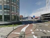 112 melding Ambulance naar Hoofdweg in Rotterdam