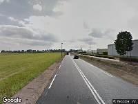112 melding Politie naar Kloosterheulweg in Waalwijk
