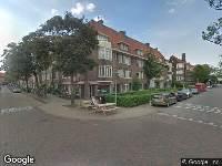 112 melding Brandweer naar Johann Keplerstraat in Amsterdam vanwege brand