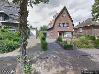 112 melding Ambulance naar Izaäk Evertslaan in Arnhem
