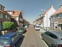 112 melding Ambulance naar Ligusterstraat in Katwijk