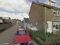 112 melding Ambulance naar Rottenburgseweg in Middelharnis