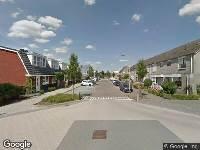 112 melding Ambulance naar Spinozastraat in Ridderkerk
