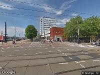 112 melding Ambulance naar Weesperzijde in Amsterdam