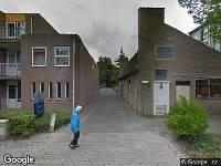 112 melding Brandweer naar Eestraat in Leeuwarden vanwege een liftopsluiting
